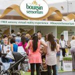 boursin sensorium live in action