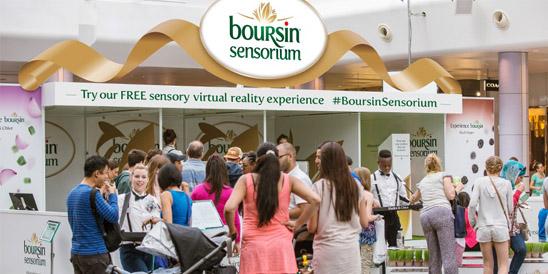 Boursin sensorium case study