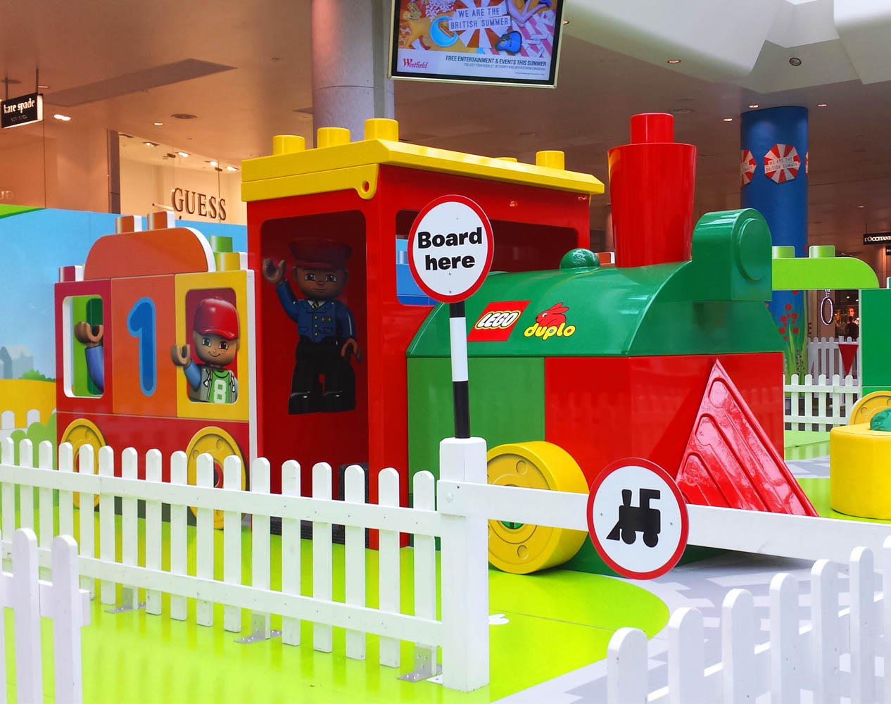 lego experiential westfield