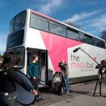media bus pr shoot