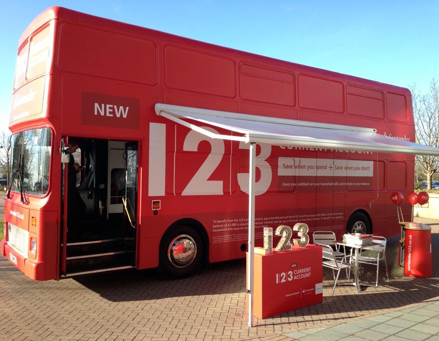 santander bus