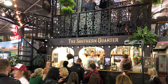 southern comfort case study