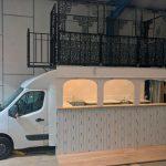southern comfort van build
