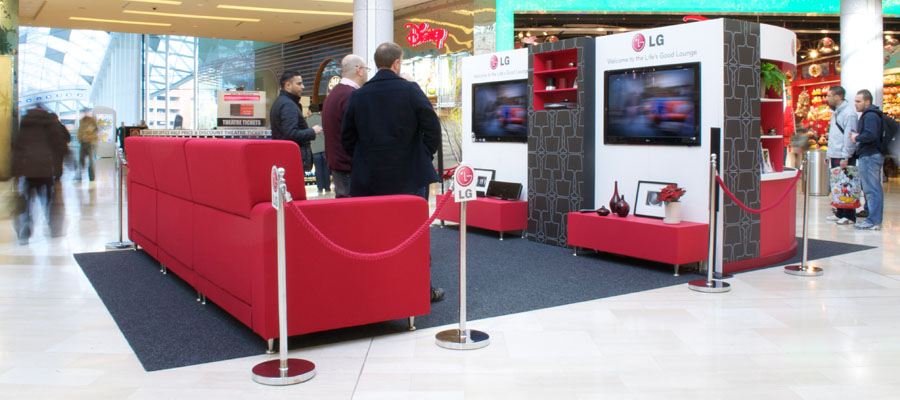 LG at westfield