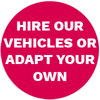 vehicle hire contact
